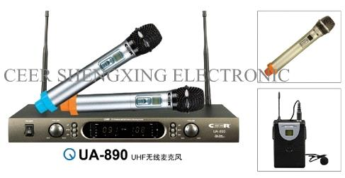 Wireless Microphone UA-890