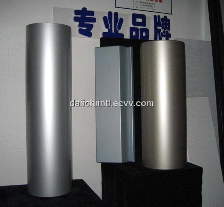 Post Cladding Aluminum : Aluminum cladding panel column china