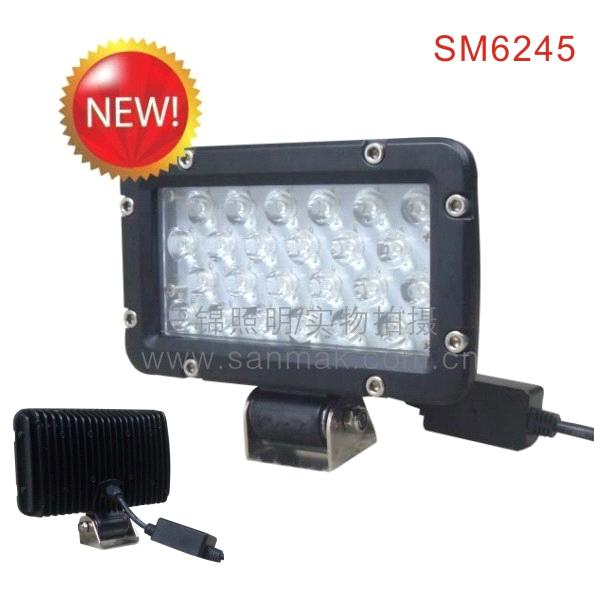 Tractor Light Kits : W truck tractor led work lamp sm purchasing