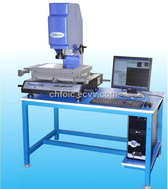 ... Catalog > Vision Measuring > 2D Vision Measuring Machine YVM-C Series