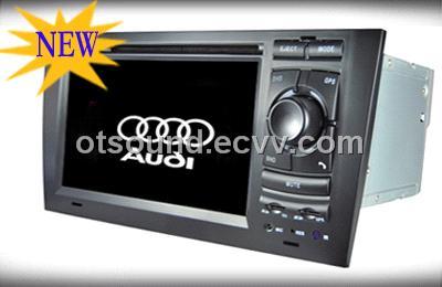 audi a6 s6 rs6 car dvd gps navigation with radio bluetooth. Black Bedroom Furniture Sets. Home Design Ideas