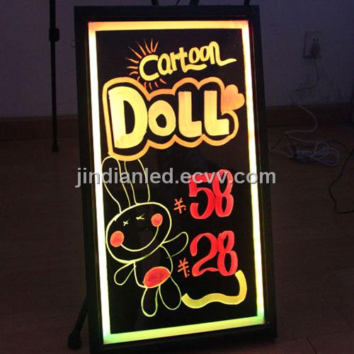 China Hot Decorative LED Bulletin Board (JD-AS4060)