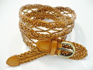 Belt / Braided Belt > Women's Braided Belts, Fashion Style Belt