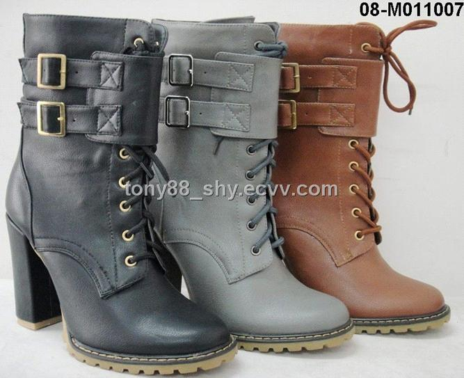 Fashionable Womens Dress Boots Available in 36 to 41 Size