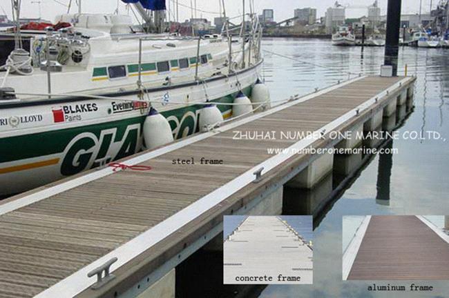 Yacht Marina Floating Dock Pontoon Boat Dock Purchasing