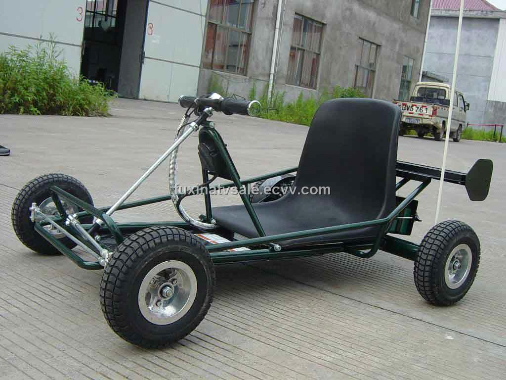 images of Electric Go Kart