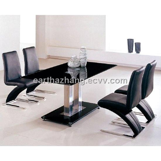 Latest dining tables weifeng furniture for Dining table latest model