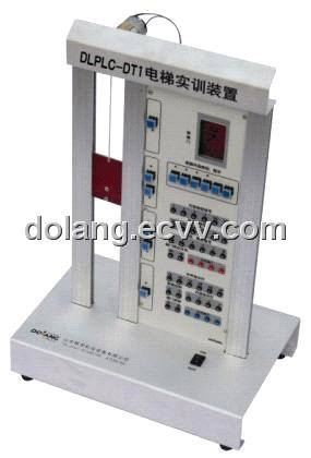 Mini Elevator Trainer Didactic Equipment DLPLC-DT1