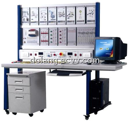 PLC Training Work Bench Education Equipment (DL-PLCFX-GD) - China ...