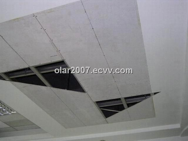Passive Fire Protection Ceiling System Purchasing Souring