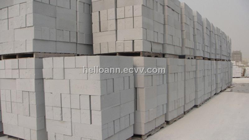 Autoclaved Aerated Concrete from manufacturers, factories ...