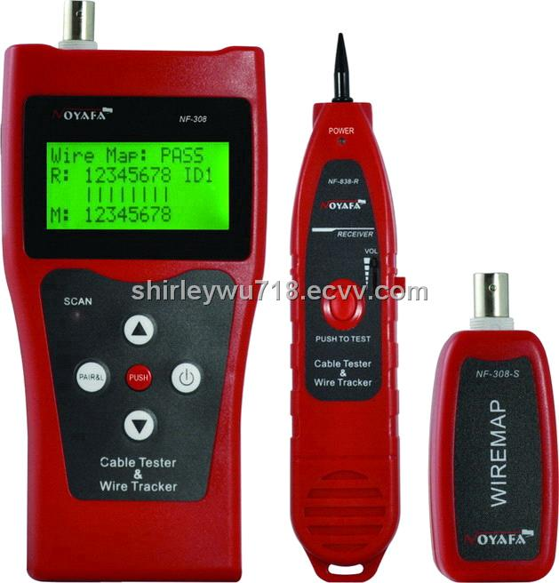Cable Tester Product : Lan cable tester for rj usb bnc purchasing souring