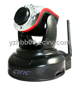 Megapixel WiFi IP Camera