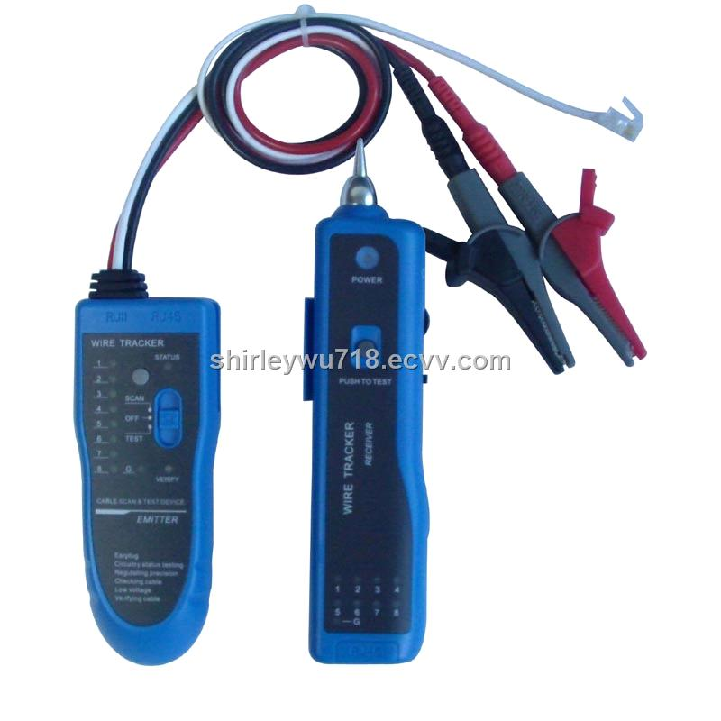Cable Tester Product : Rj usb bnc network cable tester purchasing souring