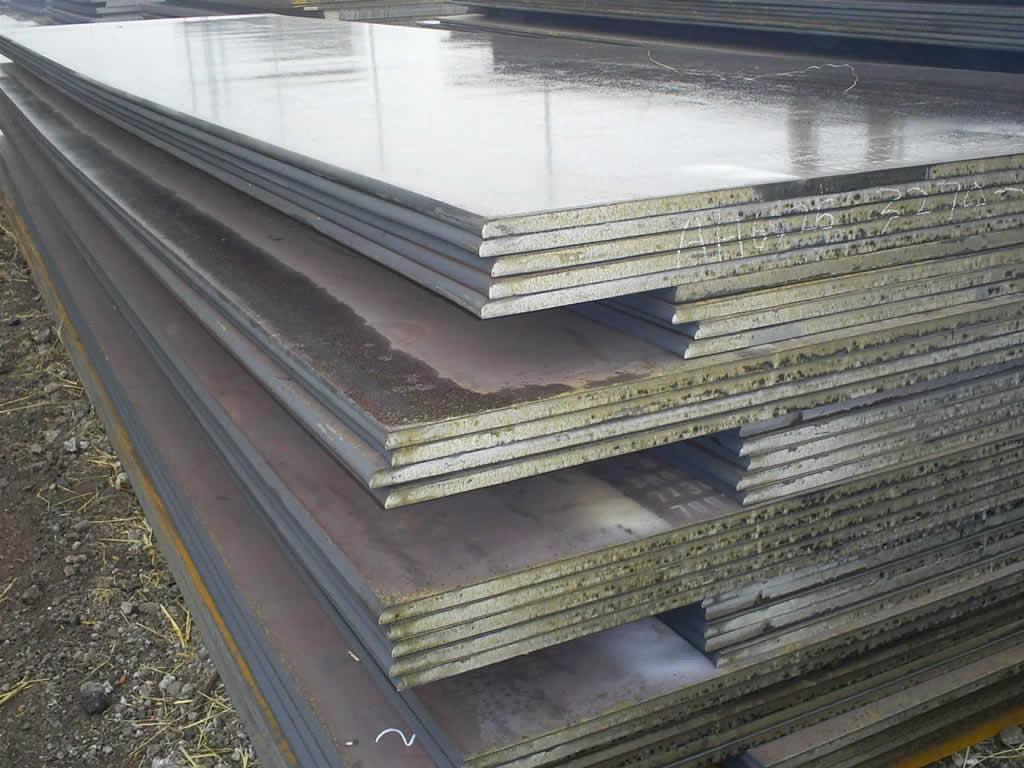 S690 steel