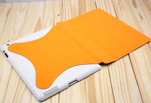 Leather Case for iPad 2 (VL-14)