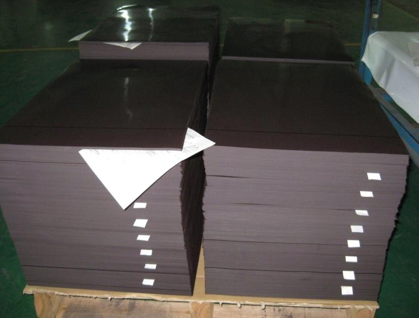 Magnetic Sheeting Ferrous Sheet Rubber Magnet 0 4 0