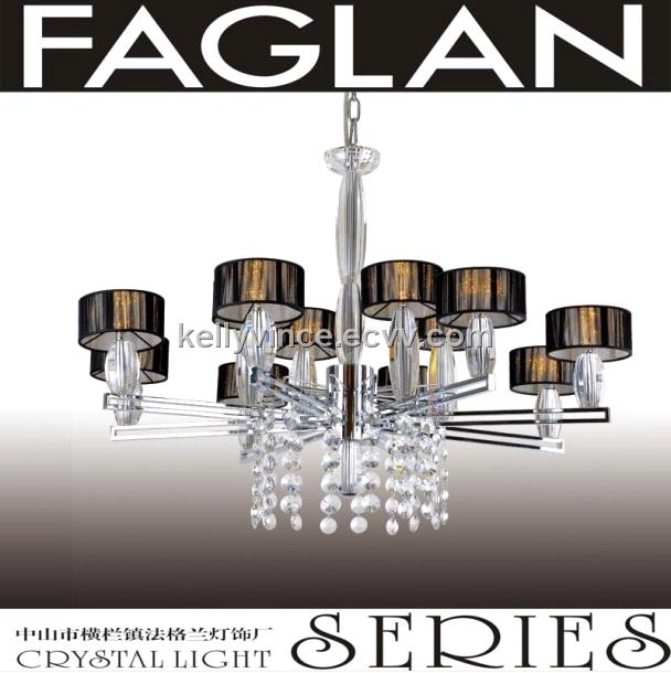 Chandeliers with black shades thejots chandelier lamp shades modern lamps shades lighting ideas mozeypictures Images