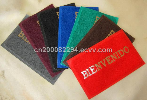 Pvc Plastic Door Mat From China Manufacturer Manufactory