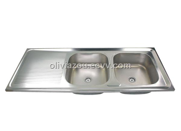 Stainless Steel Sink Manufacturers : Manufacturer with main products: stainless steel sink, kitchen sink ...