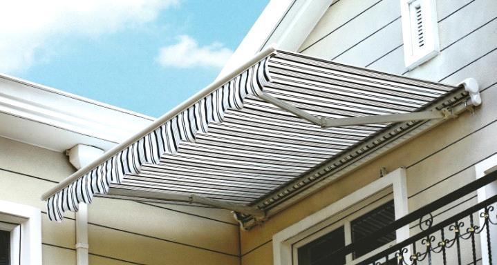 Sunshade Awning Window Awning Folding Awning Retractable