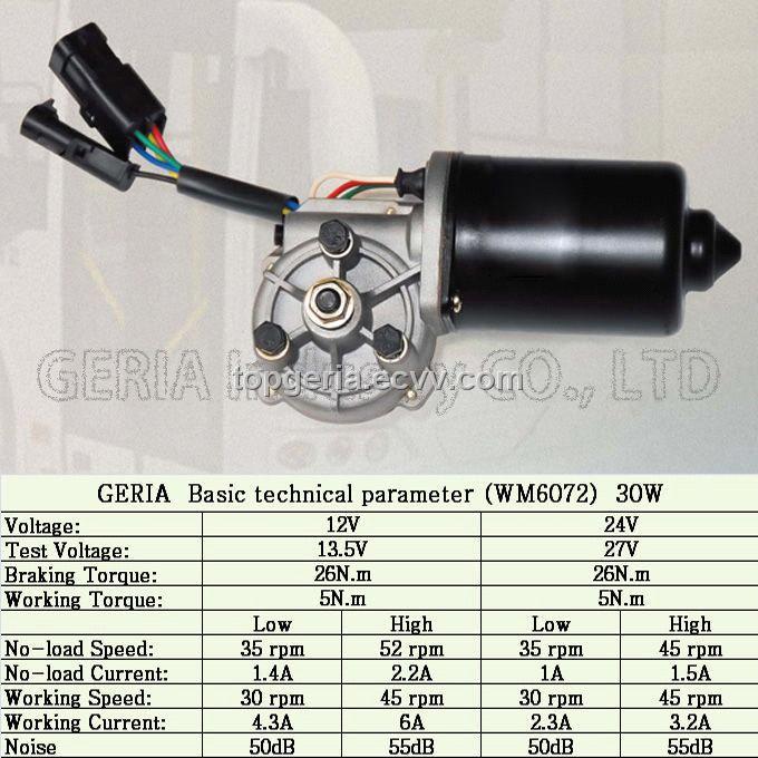 Dc 12v Motor For Wiper Purchasing Souring Agent Ecvv
