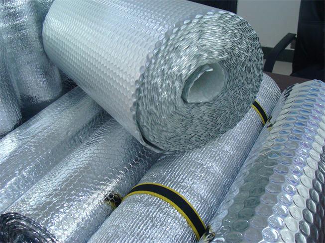 Aluminum Foil Bubble Foil Heat Insulation Purchasing
