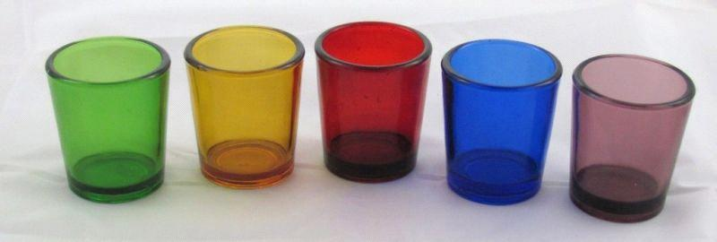 Colored Glass Tealight Candle Holder Purchasing Souring