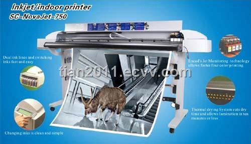 Inkjet Printer Km 750 Purchasing Souring Agent Ecvv