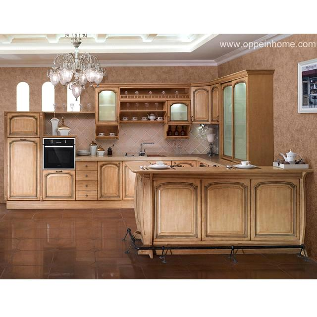 Wood Kitchen Cabinets from manufacturers, factories, wholesalers ...