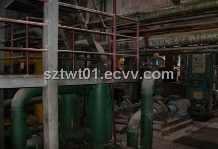 Used Deutz 16M640 Heavy oil gensets