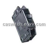 black mini circuit breaker
