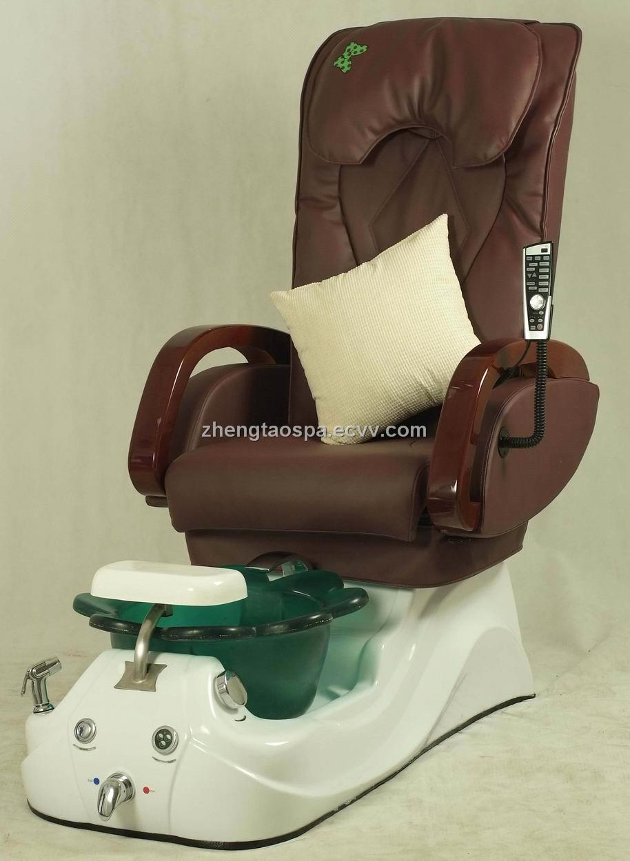 Pedicure spa massage chair for nail salon equipment for Nail salon equipment