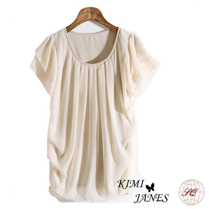 Free shipping promotion fashion women shirts dress shirt fashionable tops long sleeve silk blouses lady tops