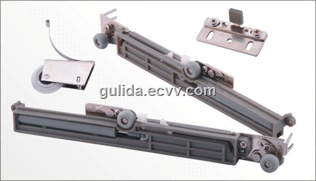 Soft close mechanism purchasing souring agent for Sliding door mechanism