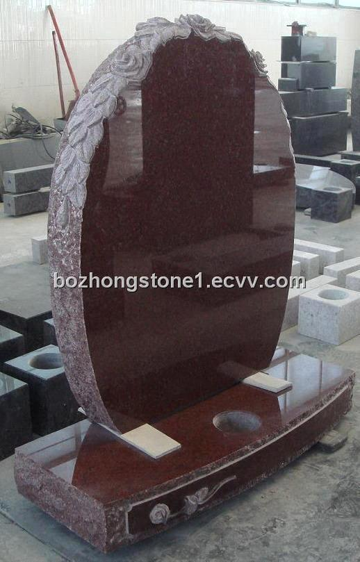 Tombstone BZ-TS (12), granite, marble, natural stone