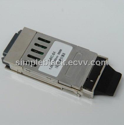 1.25G GBIC-SX 850nm 550m SC connector optical  transceiver module
