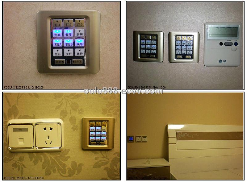 Environmental Multi Function Light Switches From China