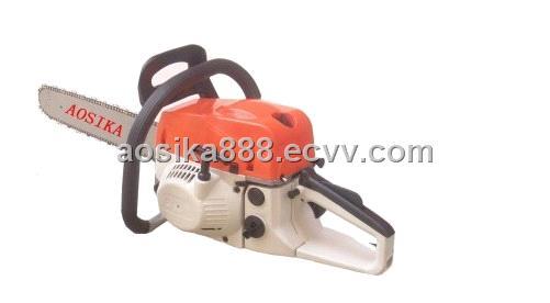 High quality garden tools gasoline chain saw 5200e for High quality garden tools