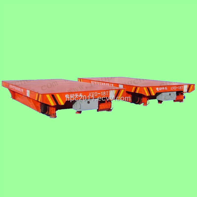 Materials Handling Equipment 18t Kpd Motorized Transfer