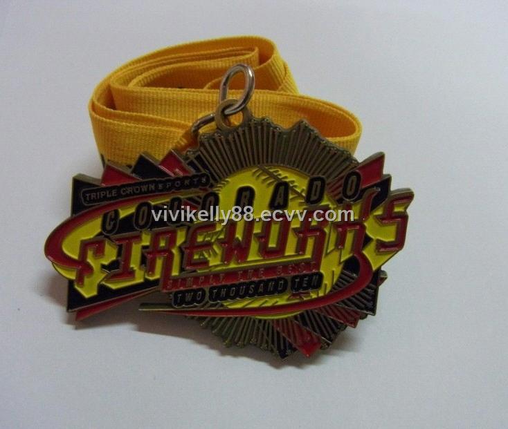 Metal medallions