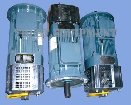 Passenger hoist motor