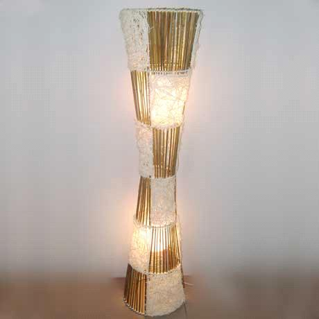 Recidancial Hand Made Rattan Standing Lamp From China Manufacturer Manufactory Factory And