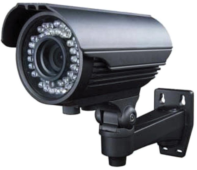 Weatherproof IR camera (LIA40ESHL) (LIA40ESHL) - China IR Camera, OEM