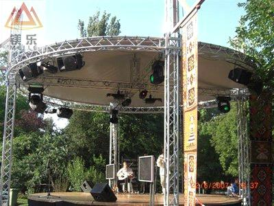 Aluminum Lighting Truss Tent with PVC Roof & Aluminum Lighting Truss Tent with PVC Roof purchasing souring agent ...