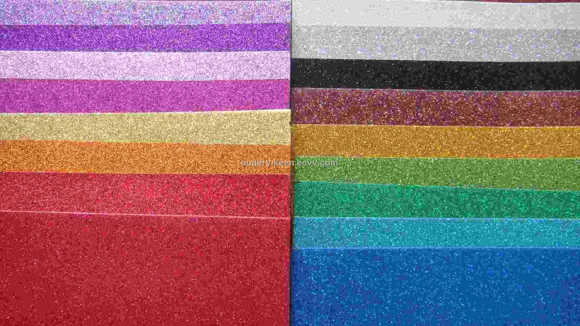 color glitter paper  follow ecvv to get products trends and indu