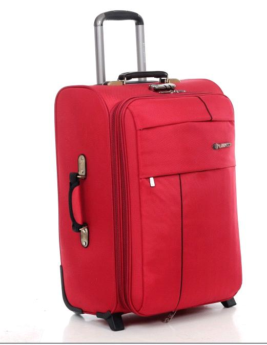 fashion red trolley luggage for lady (XXS-1010#) - China bag and ...
