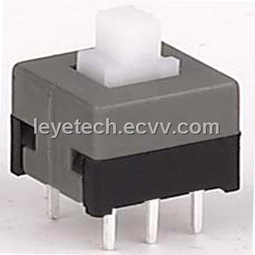 miniature push switch DIP LY-KFT-8A