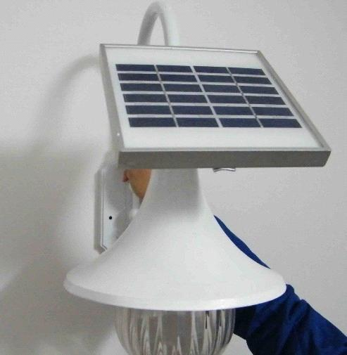 solar wall light WW-111 purchasing, souring agent ECVV.com purchasing service platform