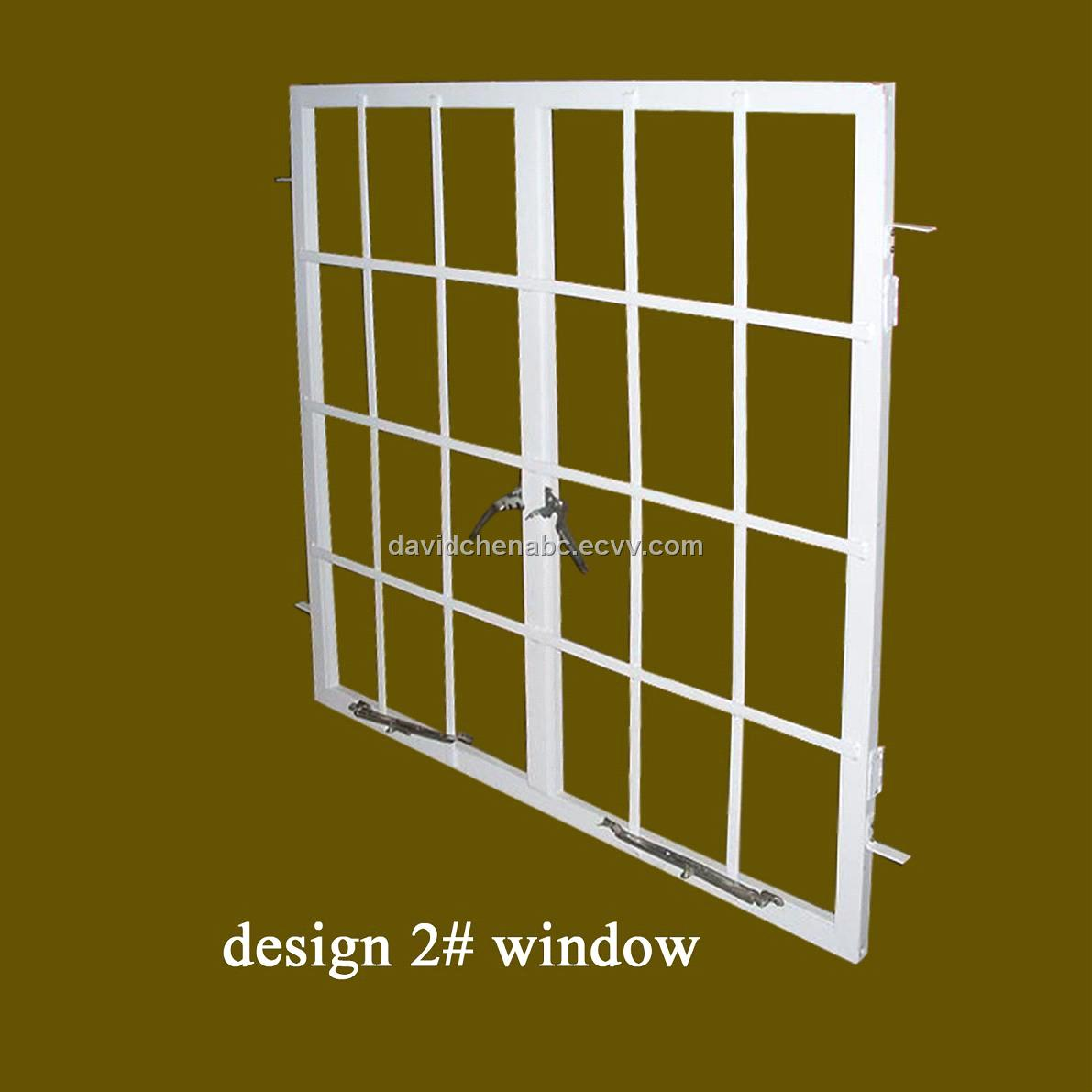 Steel Security Window Design 2 Purchasing Souring Agent